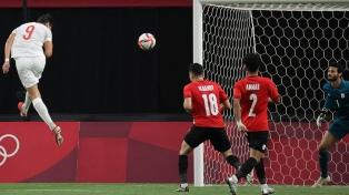 España y Egipto empataron sin goles en el inicio del Grupo C que integra la Argentina