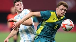 El minuto a minuto de la derrota de Argentina ante Australia en Tokio 2020