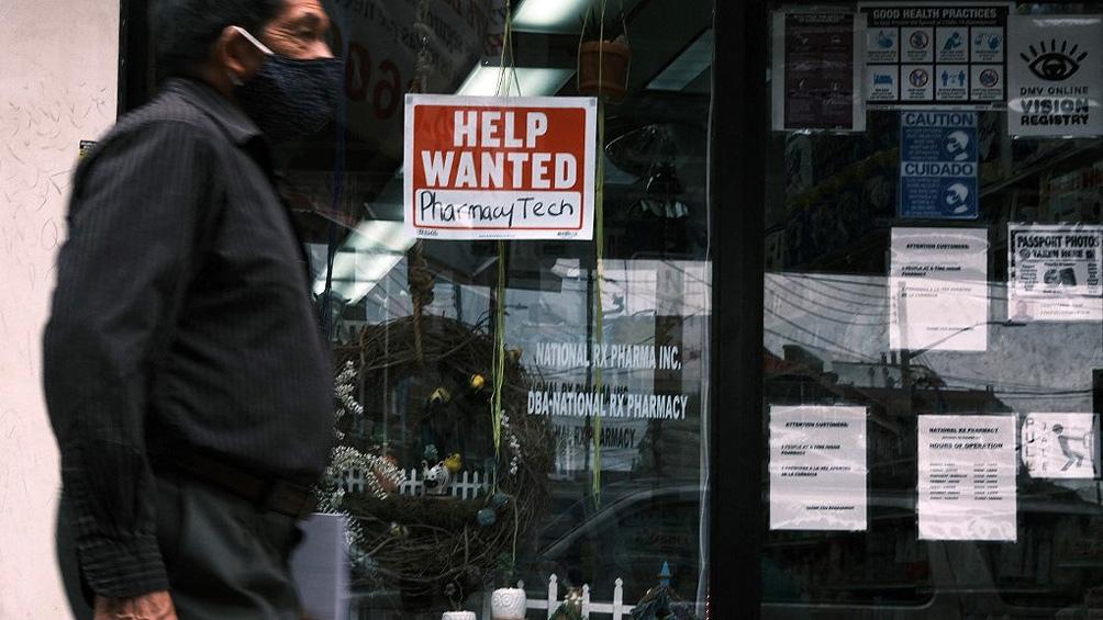 EL PBI de los Estados Unidos creció 1,6% durante el segundo trimestre (Archivo AFP)