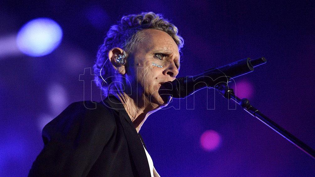 Martin Lee Gore, pieza clave de Depeche Mode