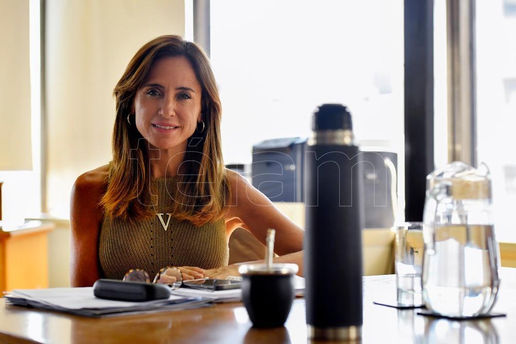 """""""El daño que se provocó en la Argentina no es gratis"""", sostuvo Victoria Tolosa Paz en una entrevista radial."""