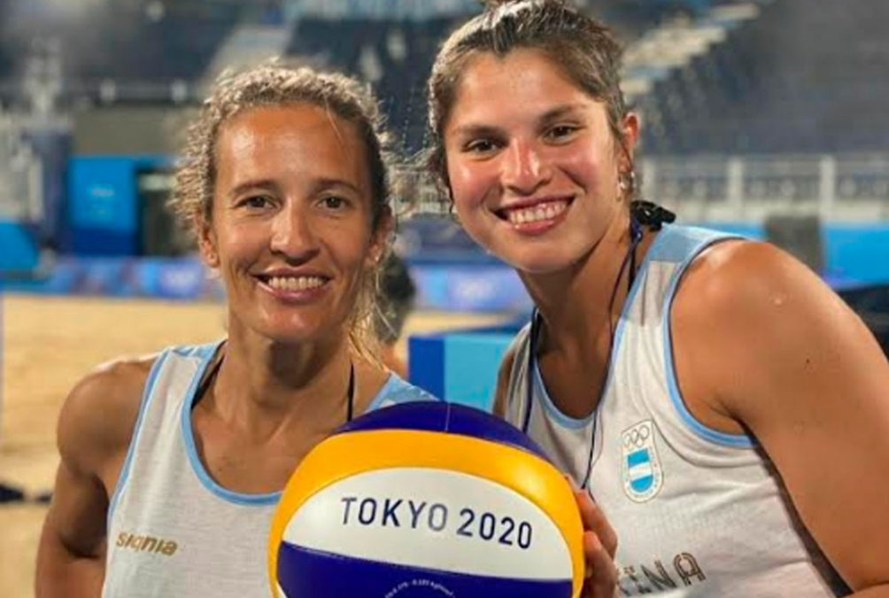 Gallay y Pereyra, representantes de Argentina en los Juegos Olímpicos 2020 de Tokio