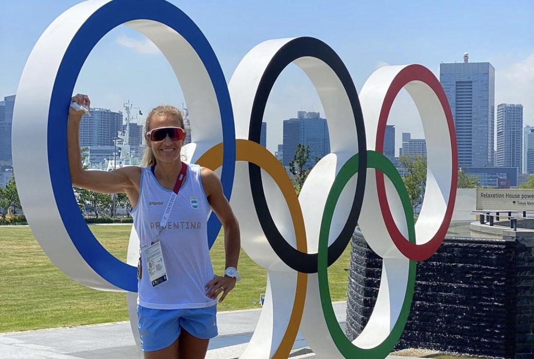 Ana Gallay, la guerrera que disfruta de su tercer Juego Olímpico