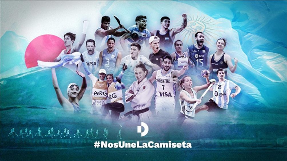 Todo el deporte y el desempeño argentino en los Juegos Olímpicos de Tokio.