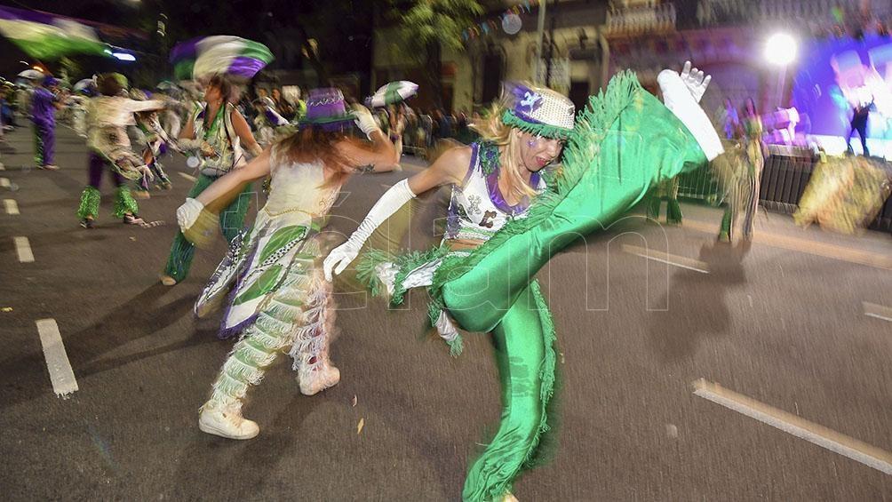 """El """"Carnaval del País"""" realizará su edición entre el 8 de enero y el 28 de febrero, bajo protocolos sanitarios. Foto: Alfredo Luna"""