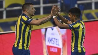 Central se impuso a  Táchira y logró el pase a cuartos de final