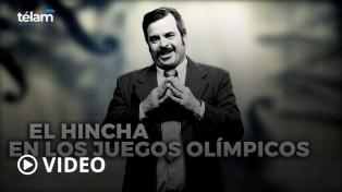 Noticias de hoy presentadas como en el ayer: El hincha en los juegos olímpicos