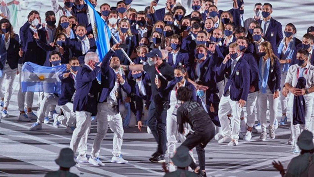 Lammens confía en que los atletas argentinos llegan en