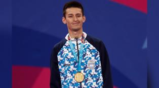 """El deseo del entrenador del taekwondista Lucas Guzmán: """"Ojalá lleguemos al podio"""""""