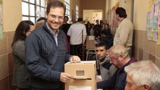 El Presidente celebró la decisión de Martín Gill de encabezar lista del FdT en Córdoba