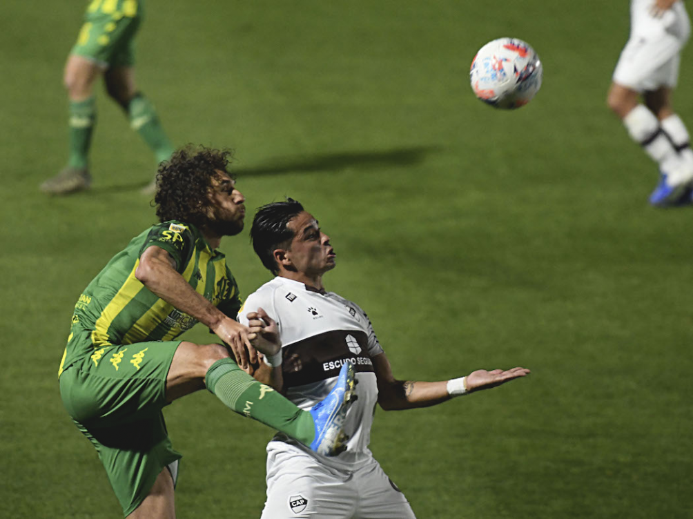Fue 1 a 0 en favor del Tiburón. (Foto: Ramiro Gómez)