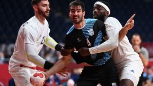 Los Gladiadores cayeron ante Francia en el debut olímpico