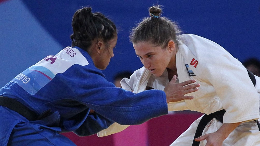 Pareto culmina su exitosa carrera deportiva con un diploma olímpico en Tokio 2020 (Foto AFP)