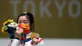 China sigue al frente del medallero al término de la segunda jornada de los JJOO