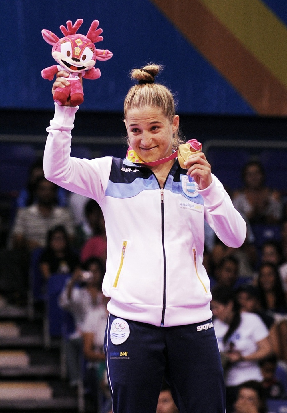Pareto se ganó el reconocimiento de todo su país y también de la comunidad deportiva extranjera. (Foto: AFP)