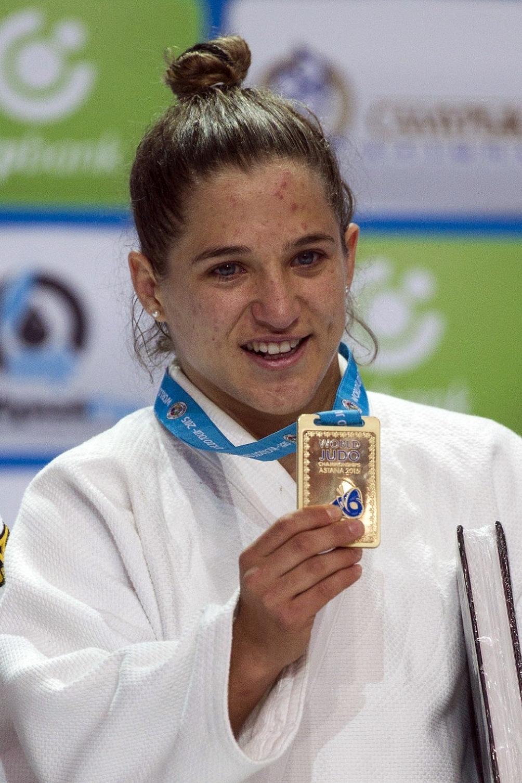 Pareto fue medalla de bronce en Beijing 2008. (Foto: AFP)
