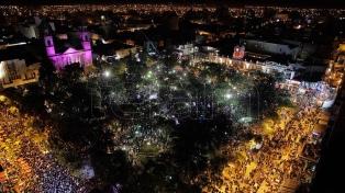 """Santiago del Estero, la """"Madre de ciudades"""" argentinas, celebra 468 años de su fundación"""