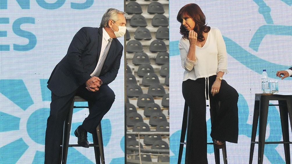 Fernández y la vicepresidenta fueron quienes tuvieron la última palabra en las negociaciones de los distritos más importantes del país.