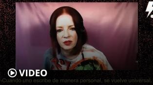 Shirley Manson, líder de Garbage, habló de su nuevo disco