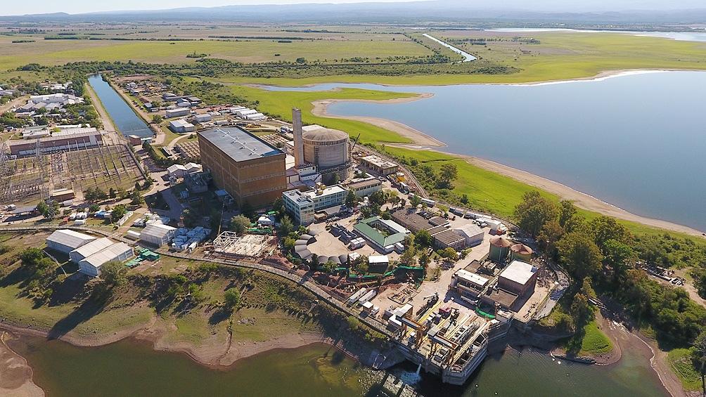 Las dos nuevas centrales nucleares permitirán duplicar la oferta de generación eléctrica en torno de los 3.500 Mw.
