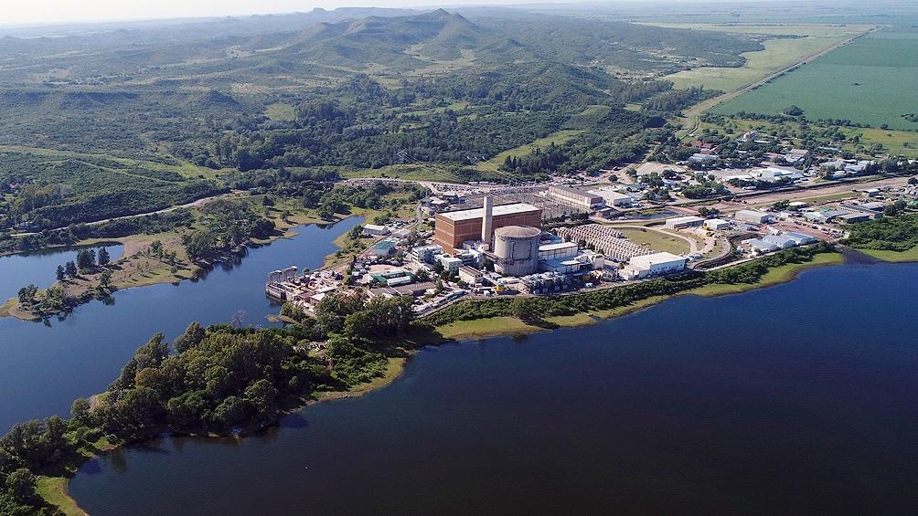 La primera central a construir con financiamiento y tecnología china de uranio enriquecido.