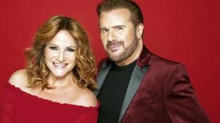 Pimpinela hace TV en Perú mientras anuncia una gira internacional por los 40 años de trayectoria