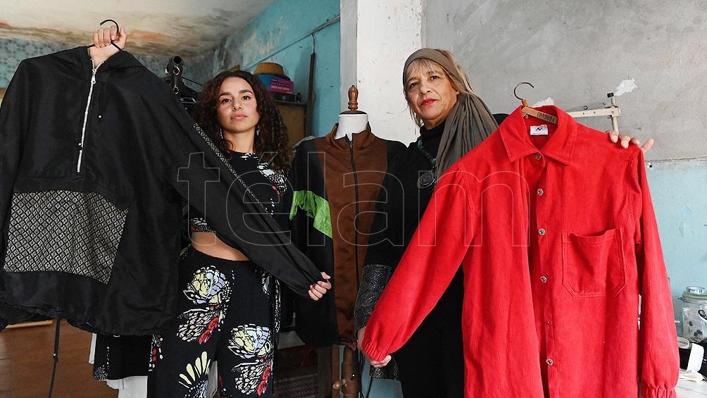Madre e hija afroargentinas hacen frente a la pandemia con un proyecto que recupera el oficio ancestral. Foto: Sebastián Granata.