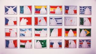 El arte contemporáneo piensa las nuevas formas de las fronteras en tiempos de pandemia