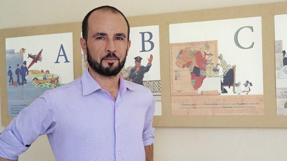 """""""Juntos aparte"""" se exhibirá en el Museo Nacional de Colombia, kilómetro 4960 de la Bienal, curada por Alex Brahim."""