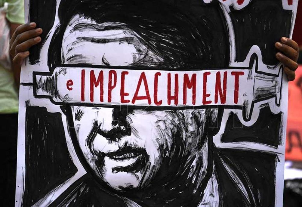 """La oposición presentó el 30 de junio un """"superpedido de impeachment"""" contra Bolsonaro"""