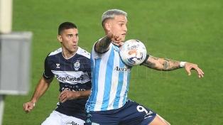 Racing y Gimnasia y Esgrima La Plata empataron 0 a 0