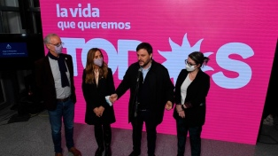 """El Frente de Todos convocó a la oposición a un """"debate serio sin coaching electoral"""""""