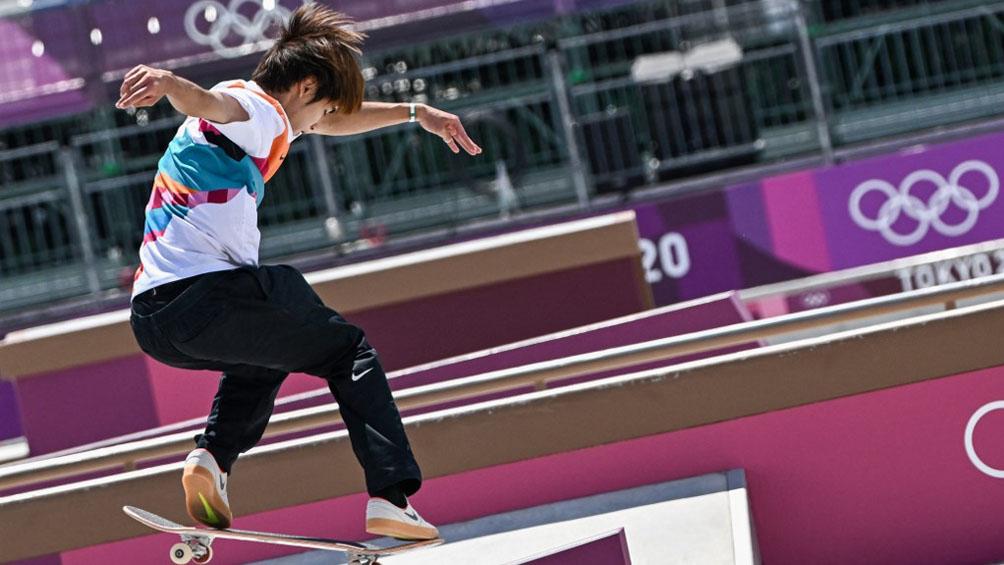 Un japonés, primer campeón olímpico de skate