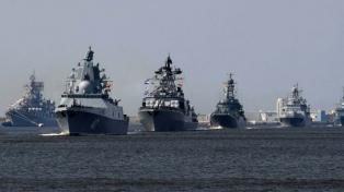 """Putin: """"Tenemos todo lo necesario para defender la patria y nuestros intereses nacionales"""""""