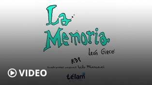 """""""La Memoria"""" - León Gieco por REP"""