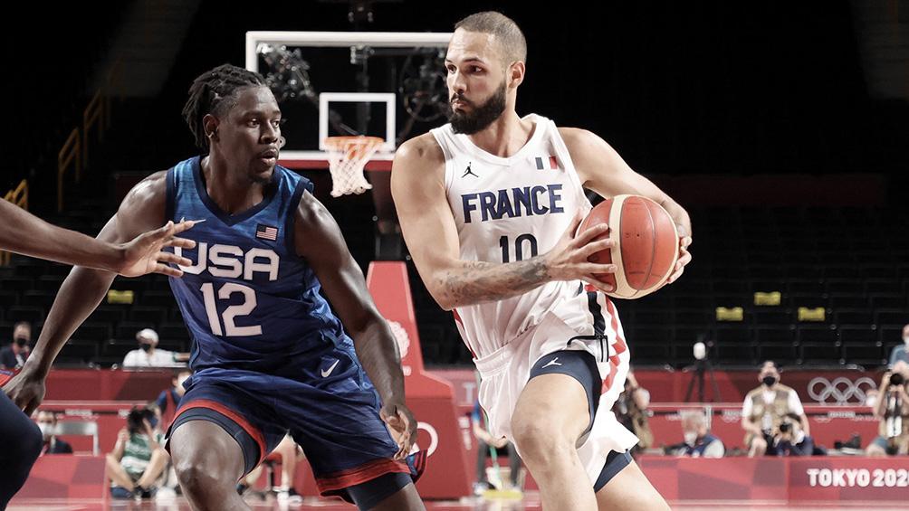 EEUU perdió en el básquetbol olímpico después de un invicto de 25 partidos