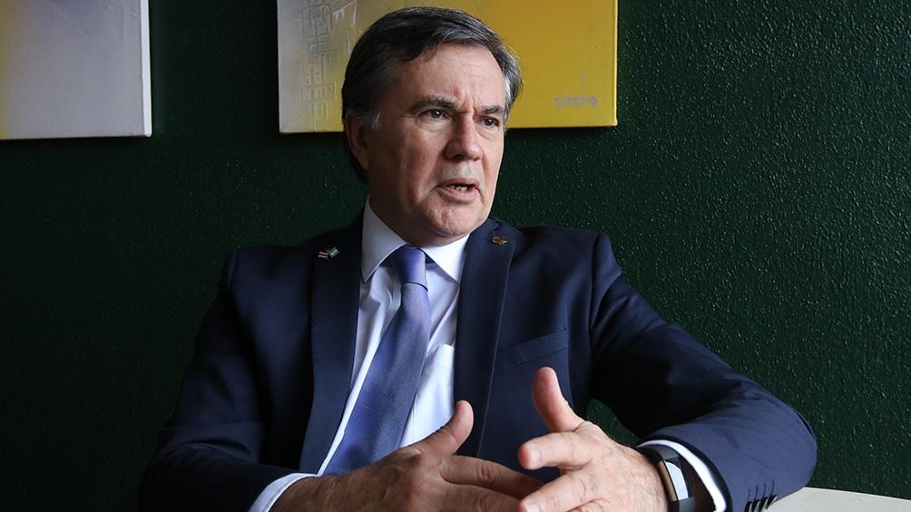 El argentino Manuel Otero preside el Instituto Interamericano de Cooperación para la Agricultura, organismo creado en 1942 que apoya los esfuerzos de los 34 Estados miembros para lograr el desarrollo agrícola y el bienestar rural.