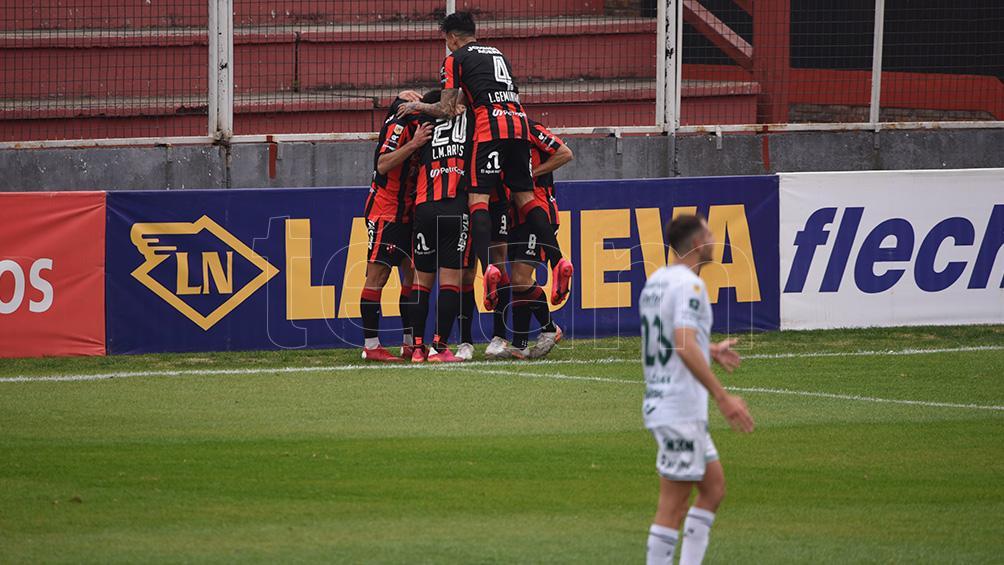 Patronato venció en Paraná a Sarmiento de Junín