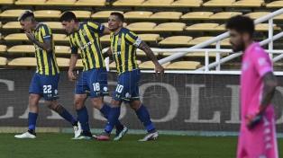 Central le ganó sobre la hora a Vélez en Rosario