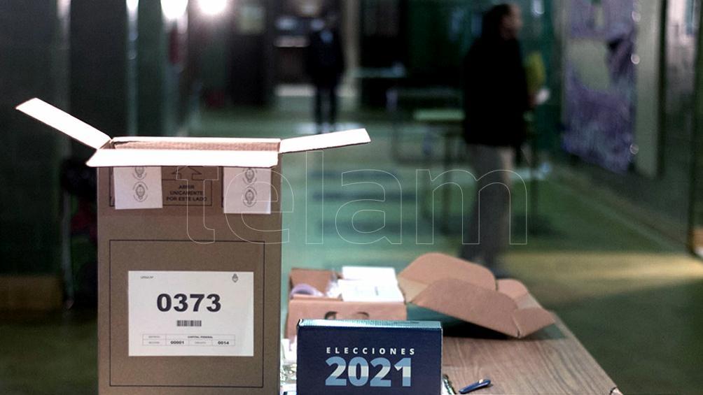 El Gobierno y las fuerzas políticas afinan los detalles para la realización de los comicios el domingo 12 de setiembre. Foto: Carlos Brigo.