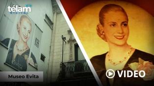 Un recorrido por el Museo Evita para conocer su vida y su obra