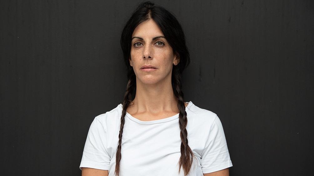 La autora creció en el litoral argentino, donde se sitúa la acción de la novela. Foto: Alejandro Guyot.