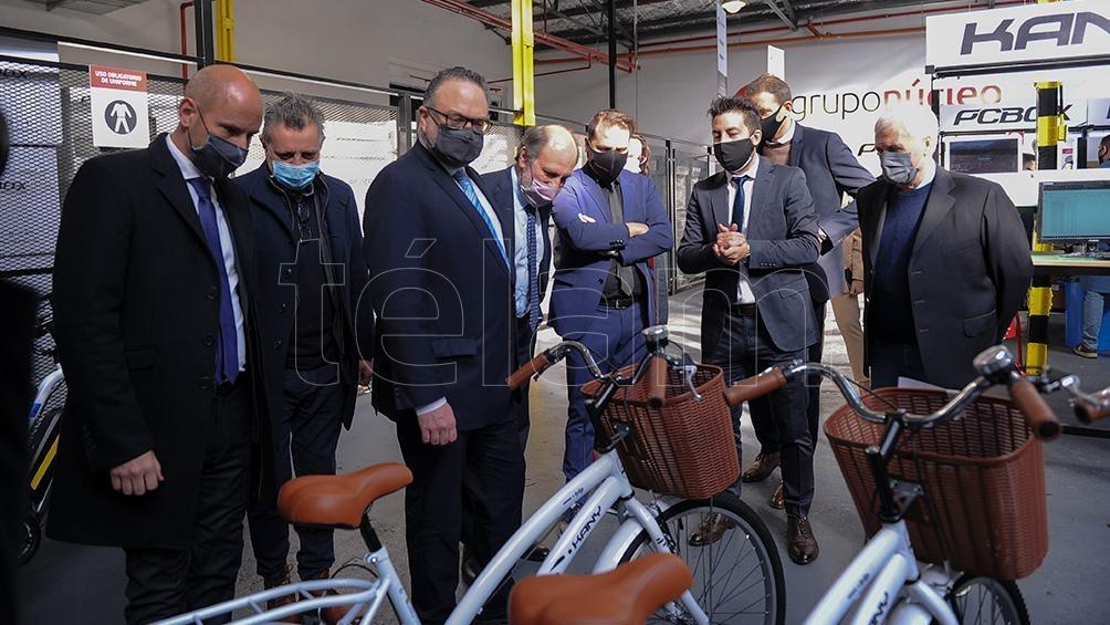 Lanzan un programa de promoción de bicicletas eléctricas.