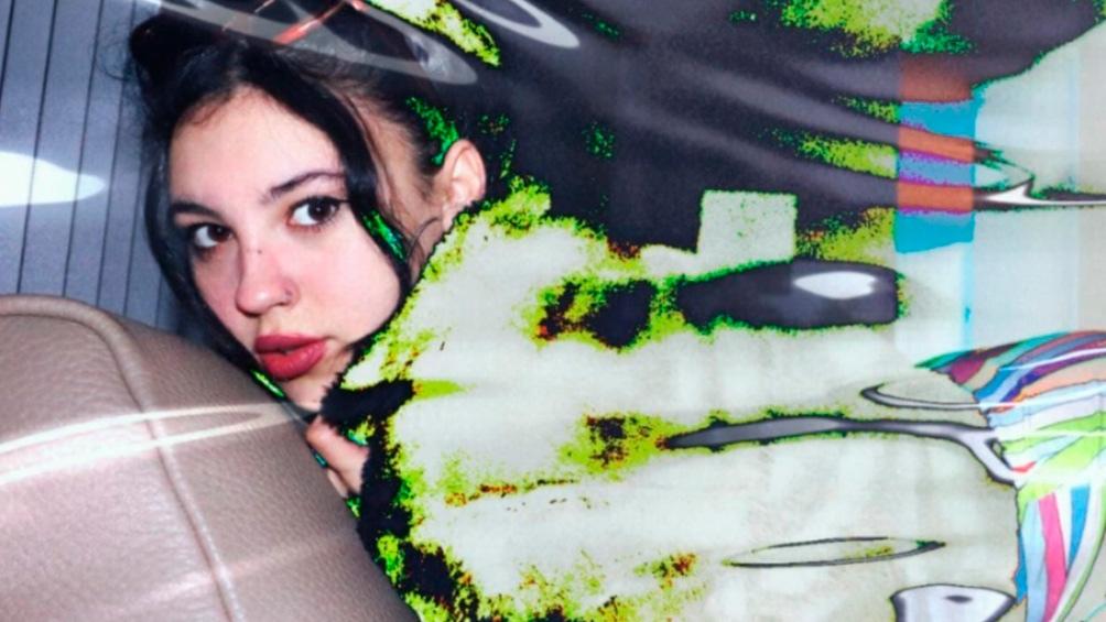 """Arya o Ariadna Rosso Chabaneau estrenó su canción """"Bajo Amenaza"""". Foto: archivo personal de Ariadna Rosso Chabaneau."""