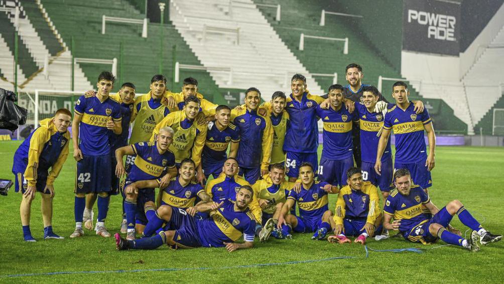 Boca, nuevamente con juveniles, recibe a San Lorenzo