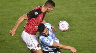 Argentinos derrotó a Newell's en el estadio Diego Armando Maradona
