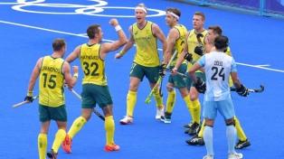 Los Leones sufrieron un duro golpe ante Australia