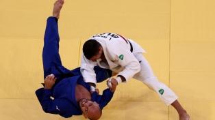 Lucenti no resistió ni medio minuto ante Ivanov