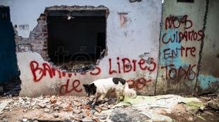 Se espera un desalojo de 100 familias que acampan en la ex Villa 31