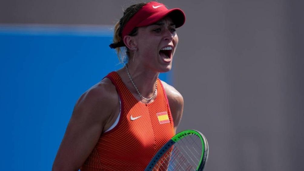 Podoroska no pudo ante la española Badosa y se terminó su sueño de medalla
